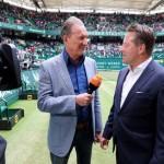 GERRY WEBER OPEN und ZDF verlängern ihre Partnerschaft