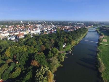 Foto: (Stadt Minden Luftbild: ©Krischi Meier;