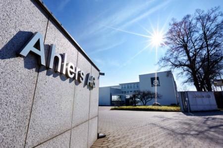Außenaufnahme Zentrale Ahlers AG