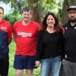 Lutz Strauch übernimmt Traineramt bei den Sandhasen