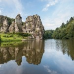 Unterwegs auf deutschem Wandertag in Detmold