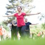 Fitness und Entspannung im Kurpark