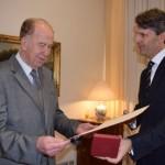 Österreichisches Ehrenkreuz für Wissenschaft und Kunst