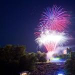 Sommernacht & Feuerwerk im Maxipark