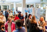 Der Tag der offenen Tür bot neben vielen Mitmach-Aktionen, Führungen, Vorträgen und Experimenten ebenso Beratungsmöglichkeiten an, z. B. im Hinblick auf das Studienangebot der Universität.