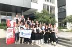 """""""Mutmacher""""-Workshop und Besuche bei Industrie- und Handelspartnern"""