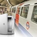 Boomender U-Bahnverkehr in London und Weidmüller mittendrin