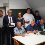 Kreis Höxter ist bundesweit Vorreiter bei der Vermittlung Digitaler Kompetenz!