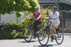 Mit dem Fahrrad zu den grünen Oasen im Kulturland Kreis Höxter