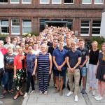 86 Erstsemester starten am Campus Gütersloh