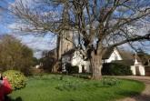 Rosamunde-Pilcher-Charme: das Dorf Attenborough mit ländlicher Idylle und alter Kirche ist Teil von Broxtowe.