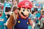 Die Themenwelt Games for Families bietet Spielespaß für die gesamte Familie und lädt alle Generationen zum Mitmachen und Ausprobieren ein.Foto:Westfalenhalle Dortmund.