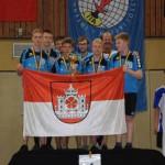Schülermannschaft des CVJM Pivitsheide gewinnt Indiaca Junior World Cup