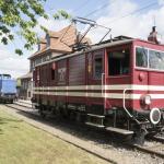 E-Lok 22 und Diesellok V2.004  gemeinsam in Nordlippe unterwegs