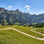 Wanderlust und Hochgefühle im Tannheimer Tal
