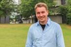 Zeithistoriker Florian Staffel forscht und lehrt an der Universität Paderborn unter anderem zur Geschichte der Briten in Westfalen. © Universität Paderborn, Simon Ratmann