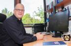 Prof. Dr. Jörg Müller-Lietzkow hat seit 2008 den Lehrstuhl für Medienökonomie und Medienmanagement an der Universität Paderborn inne. Foto Universität Paderborn, Simon Ratmann