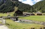 am alpenhauptkamm