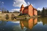 Auch auf Schloss Červená Lhota wird Ende August gefeiert. Foto: CzechTourism/Ladislav Renner
