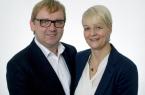 Referieren beim nächsten Unternehmens.Kreis.GT: Heinrich Wasemann und Kirsten Sudholt-Wasemann von der Sudholt-Wasemann GmbH