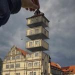 Spannende Entdeckungstour durch den Turm von Schloss Brake