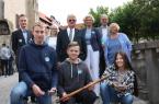 Weserrenaissance-Museum und Europaschule Städtisches Gymnasium Barntrup machen mit beim Europaprojekt des Landschaftsverbandes Westfalen-Lippe.