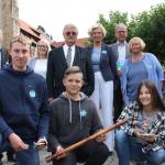Europa vor der Haustür? Jugendliche präsentieren ihre Ideen für Schloss Brake