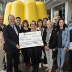 Dr.Oetker spendet 10.000 Euro an das SOS-Kinderdorf Lippe