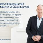 Bertelsmann stärkt Bildungsgeschäft durch Übernahme von OnCourse Learning