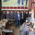 Osthushenrich-Stiftung unterstützt MINT-Projekt der Landeseisenbahn Lippe