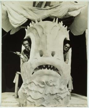 Brisante Träume - Ausstellungsbild Dalí