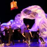 Spiel(t)Räume, Konfettibombe und 150 Luftballons