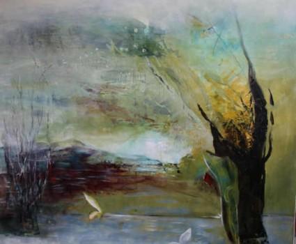 Ein Bild der Künstlerin