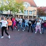 Flashmob am Kolbeplatz