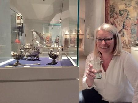 Museumspädagogin Dr. Susanne Hilker