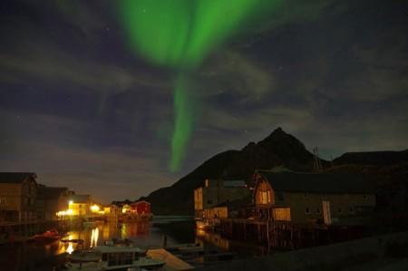 Nordlichter auf den Vestera