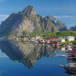 Multivisionsshow: Norwegen und Schweden im Wandel der Jahreszeiten