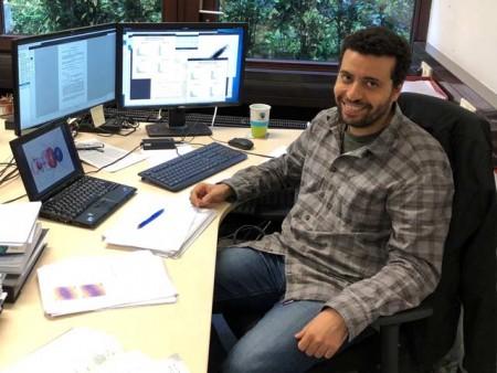 Dr. Hossam Elgabarty erhält Förderung