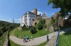 Auch Burg Scharfenstein ( Die Sehenswerten Drei) lädt zu tollen Ausflügen ein.Foto:Erzgebirge Tourismus