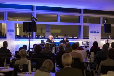 """Hanns-Josef Ortheil spricht über """"Die Mittelmeerreise"""" – eine Odyssee ins Erwachsenenleben."""
