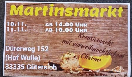Martinsmarkt Avenwedde