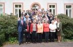 Graf und Gräfin Marcus und Annabelle von Oeynhausen-Sierstorpff empfangen Jubilare im Gräflichen Haus