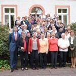 Familie Graf von Oeynhausen- Sierstorpff empfangen Jubilare im Gräflichen Haus