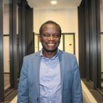 Shaban Mayanja als Gastwissenschaftler an der Uni Paderborn