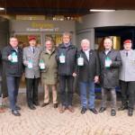 Volksbund sammelt für Kriegsgräberstätten