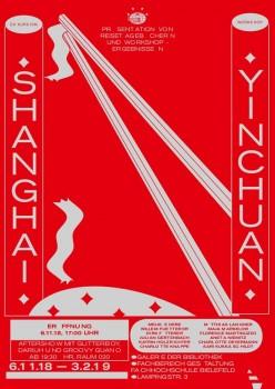 Plakat Ausstellung China