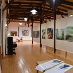 Kunstausstellung im Kulturschuppen war ein voller Erfolg