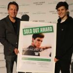 """Sold Out-Award"" für Wincent Weiss"