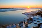Sonnenuntergang an der Nordsee© Beate Ulich