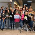 Stadtradeln 2018: Neun Gewinner freuen sich